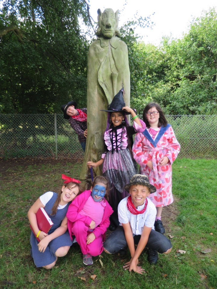 Year 5 Roald Dahl day