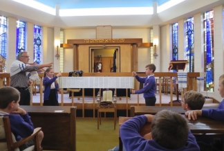 Year 5 trip to Synagogue