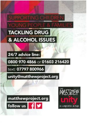 thumbnail of Matthew Project poster