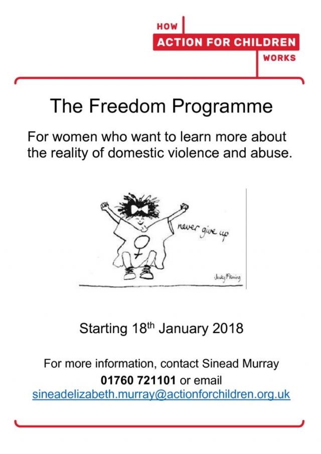 thumbnail of Freedom Programme