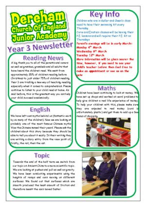 thumbnail of Year 3 Newsletter 04.02.19