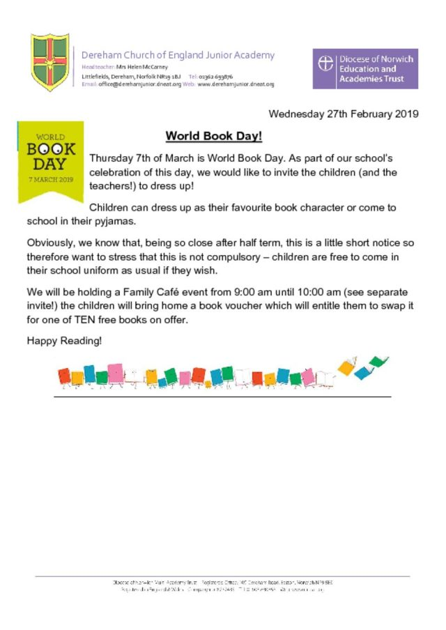 thumbnail of world book day letter