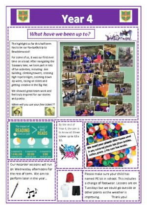 thumbnail of Yr 4 Newsletter 07.05.19