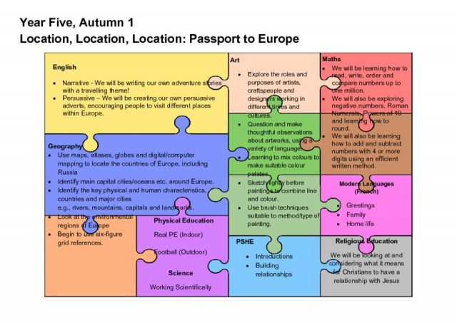 thumbnail of Jigsaw Autumn 1 – Year 5