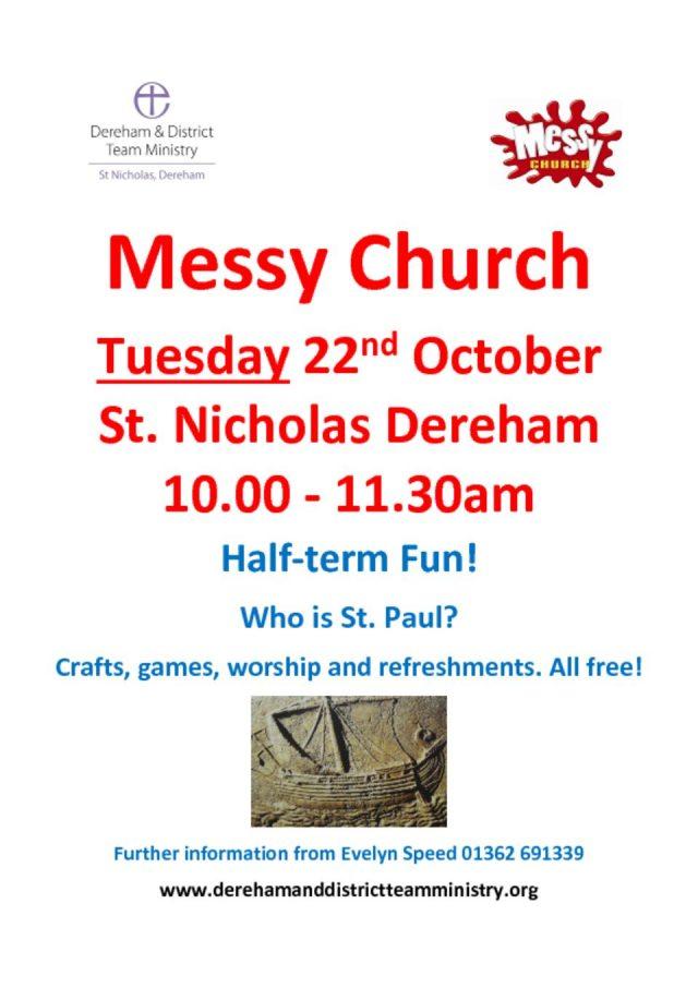 thumbnail of Messy Church poster October 2019 (1)