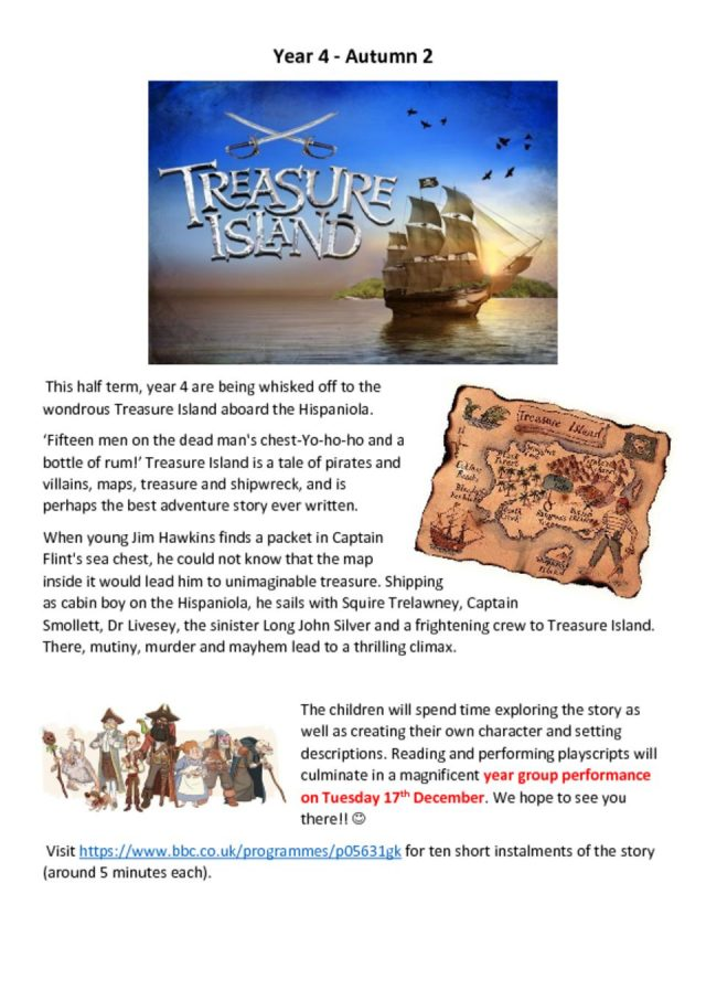 thumbnail of Treasure Island website description
