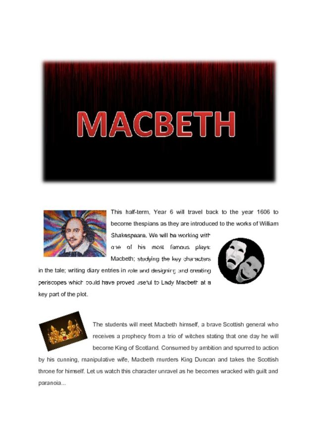 thumbnail of Year 6 website overview – macbeth