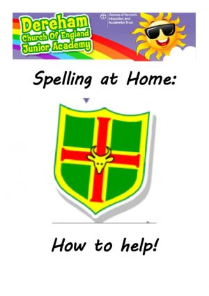 thumbnail of Support Spelling at home