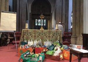 Lower-Sch-donations-at-St-Nicholas-Church